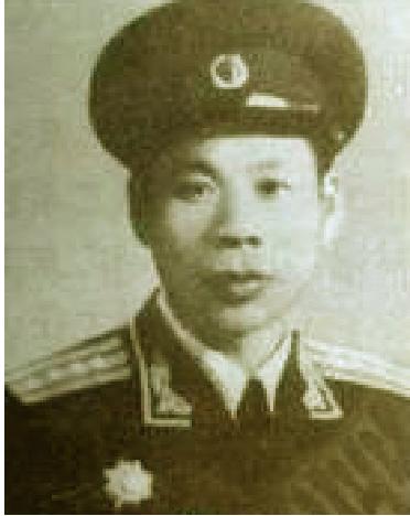 陈烙痕,1949年5月3日,率解放军解放德清县城,任城防司令